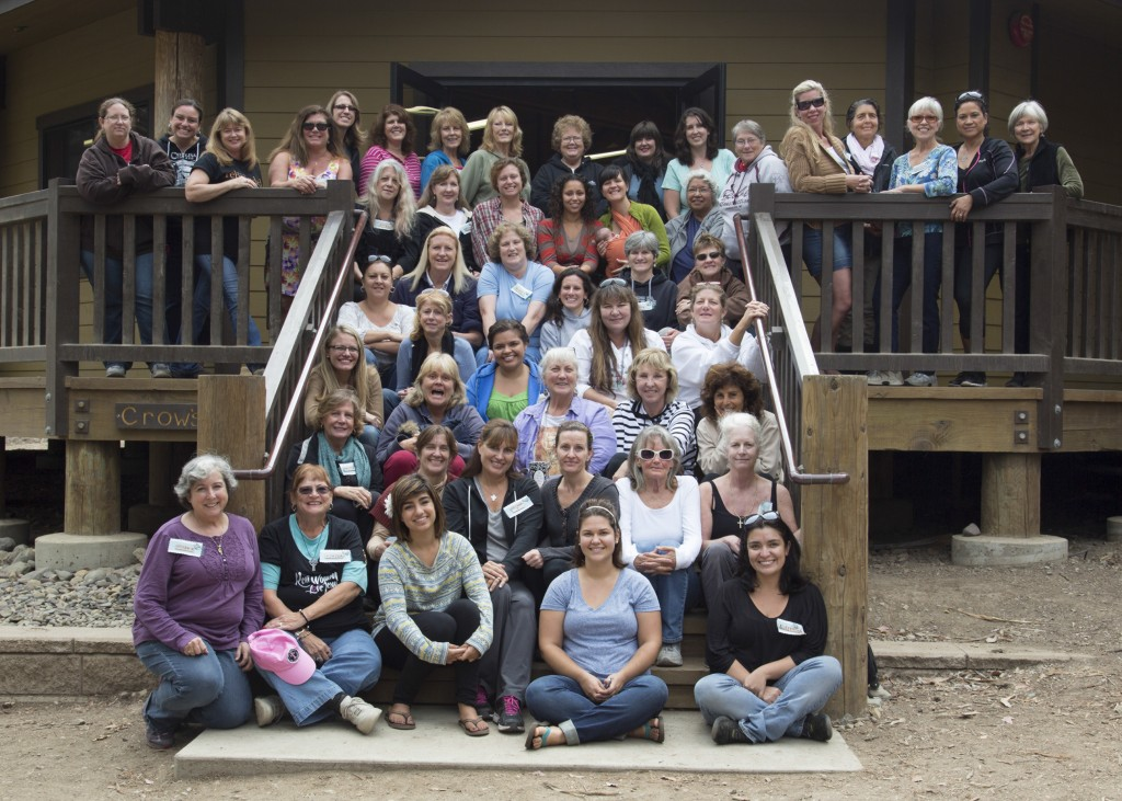Women's Retreat at CBS